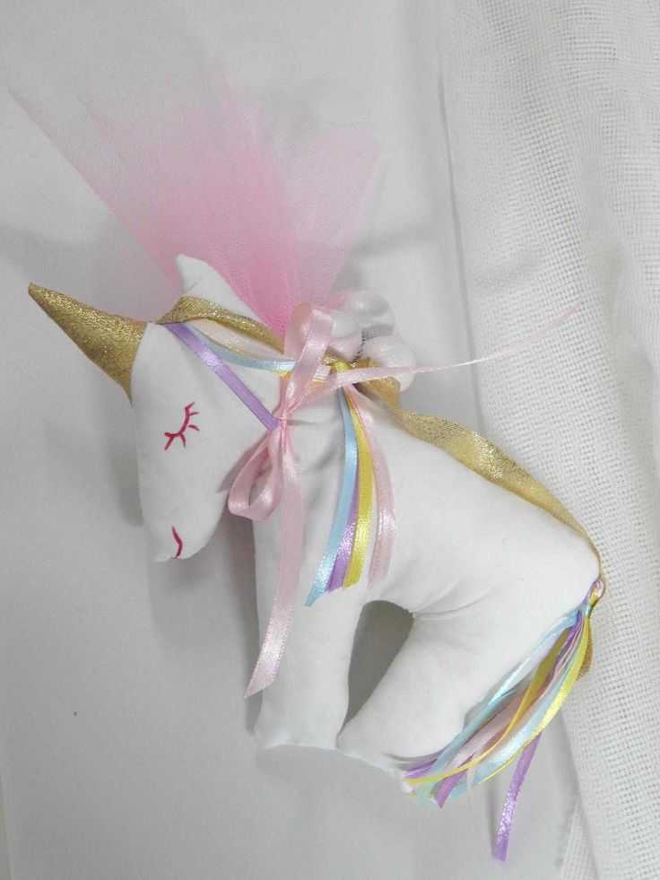 Bonboniera Handmade : Μπομπονιέρα Βάπτισης - Μονόκερος / Unicorn #μπομπονιέρα #μονόκερος #υφασμάτινο #βάπτιση #χειροποίητο #unicorn #plush #pillow #handmade #baptism #bomboniere #favors