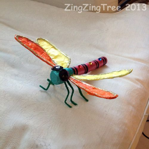25 best ideas about dragonfly crafts on pinterest art