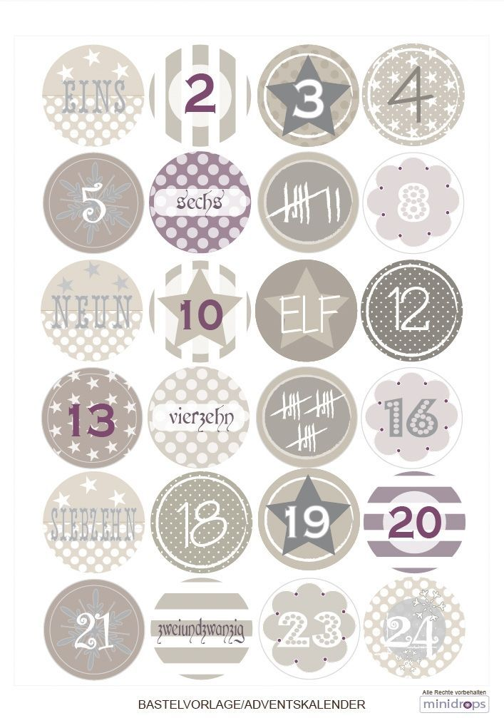 Adentskalender-Bastelvorlage.JPG (707×1007)