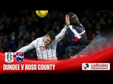 Dundee FC vs Ross County - http://www.footballreplay.net/football/2016/12/10/dundee-fc-vs-ross-county/