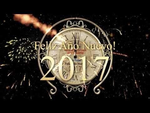 Feliz Año Nuevo 2017 - Cuenta Regresiva - YouTube