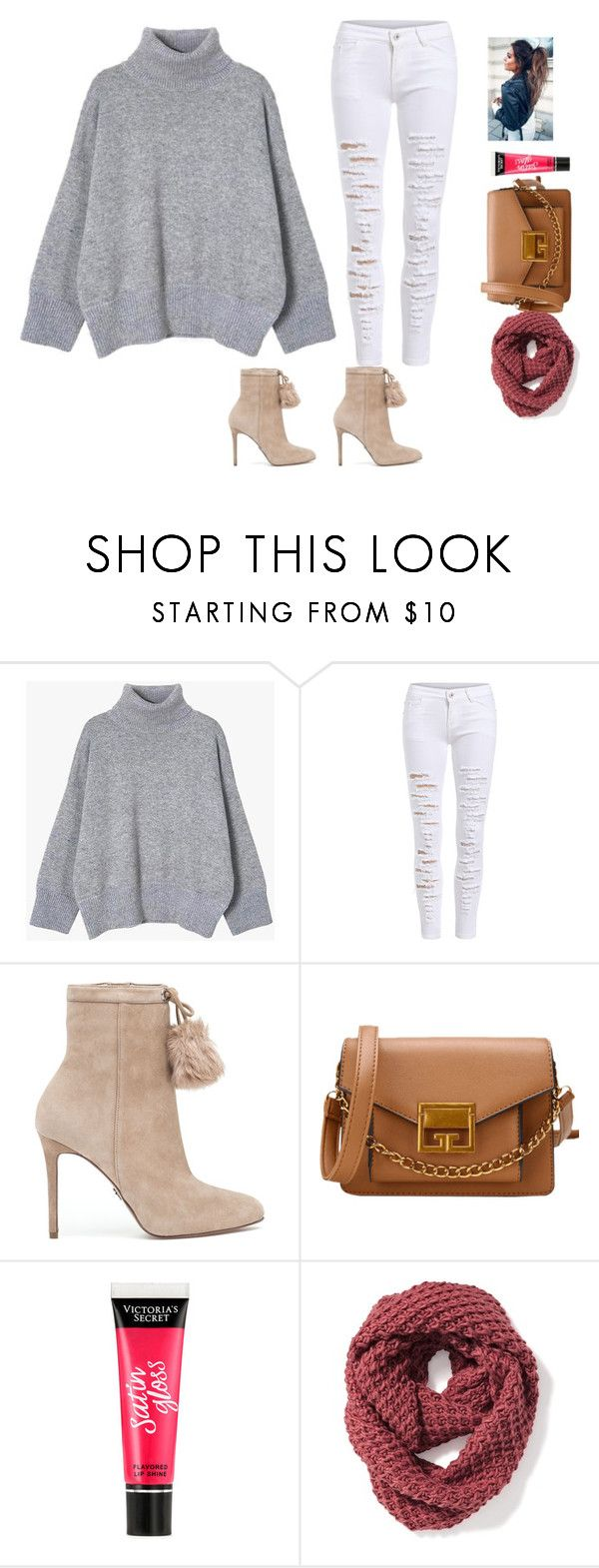 """""""Winter's Life"""" by skylarmuffin on Polyvore featuring MICHAEL Michael Kors and Victoria's Secret"""