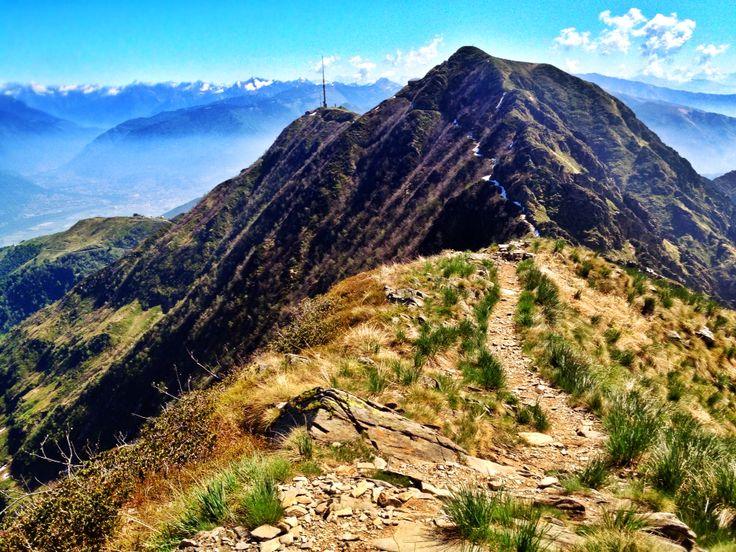 Monte Tamaro (Ticino, Switzerland) Photo by Luca Manetti