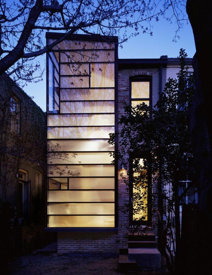 Eastern Market Row House Renovation / David Jameson Architect