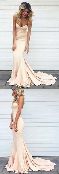 long prom dresses,mermaid prom dress,Charming Prom http://www.luulla.com/store/Balladresses?p=100Dress,blush pink