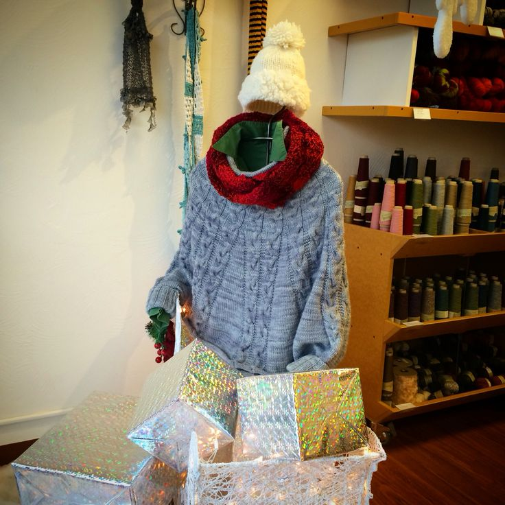 Holiday Special: Purchase a $50 Yarns By Design gift card and receive an additional $5 (gift card total $55). Now thru December 23rd.
