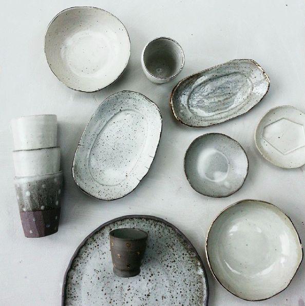 Bridget Bodenham ceramics hand built build surface