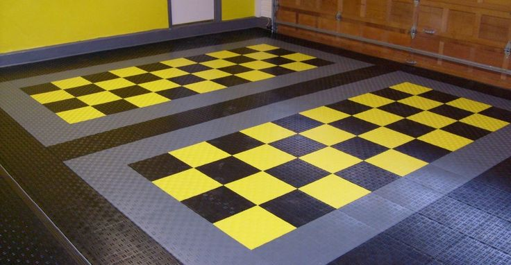 astonishing parking floor tiles design. Modern Garage Floor Tiles Design With Grey Color Interior Decoration  Combined White Accents For Inspiration To Your House Pinterest