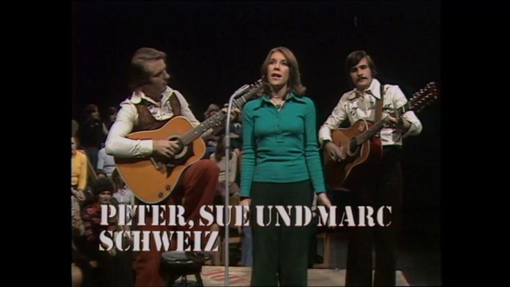 Peter, Sue & Marc - Red Angel -  Live 1974