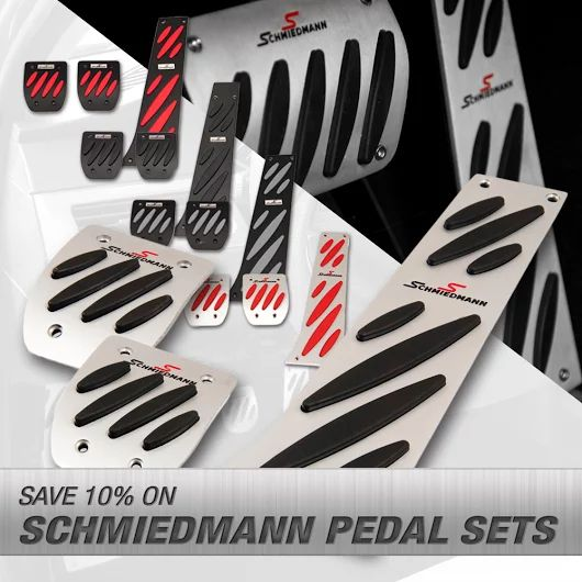 Until the 5th June you can save 10% on our Schmiedmann pedal sets. Check it out http://goo.gl/XVqjBB #schmiedmann