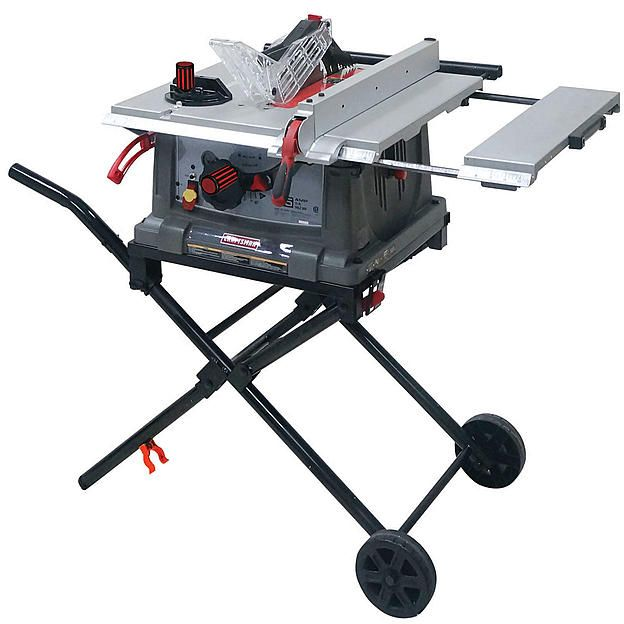 25 best ideas about craftsman 10 table saw on pinterest for 10 portable table saw
