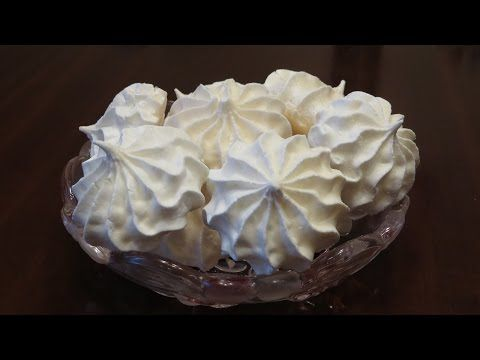 Зефир ванильный без яиц видео рецепт - YouTube