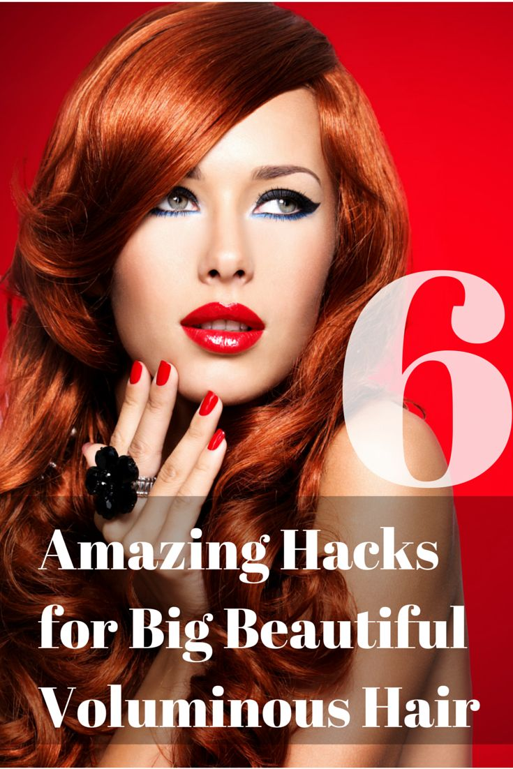 6 Amazing Simple And Smart Everyday Outfits For Men: 6 Amazing Hacks For Big Beautiful Voluminous Hair