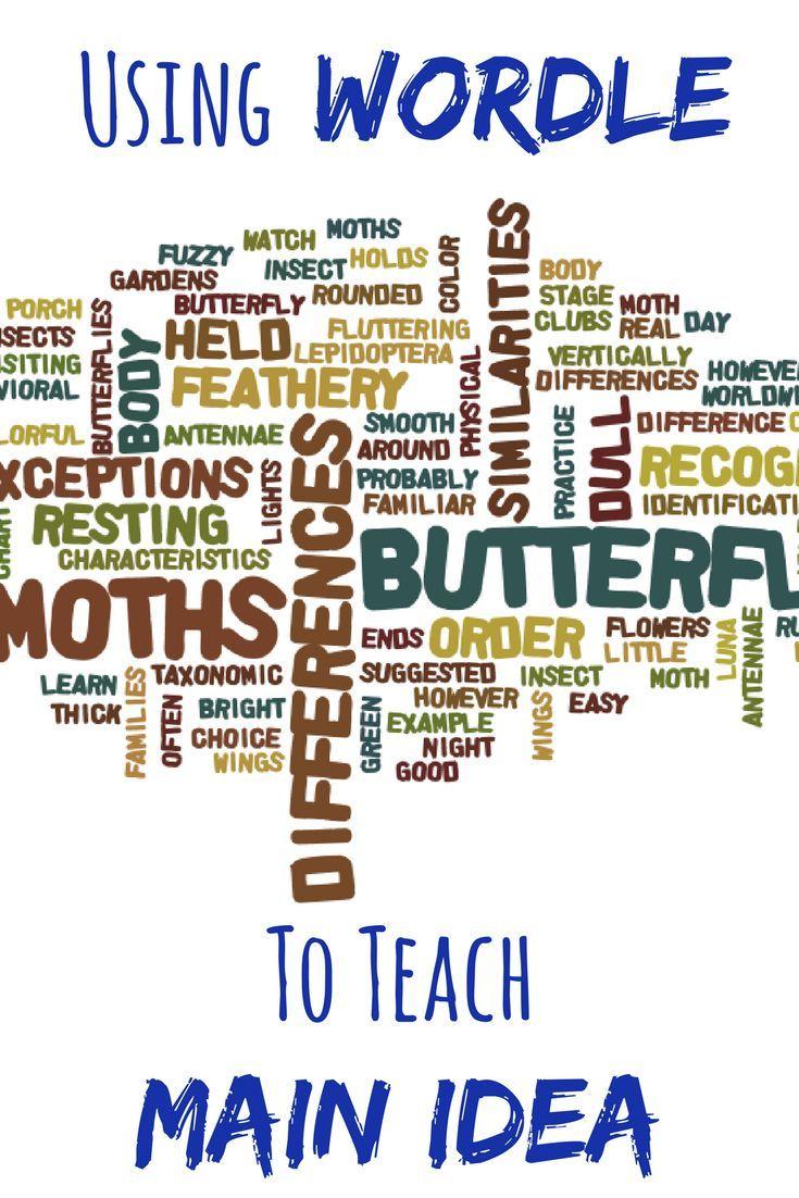 55 best Main Idea Activities images on Pinterest | A student ...