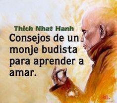 Consejos de un monje budista para aprender a amar ..-