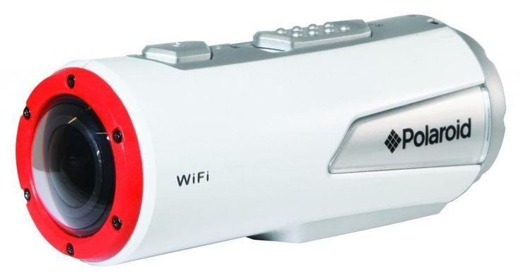 Polaroid XS100i Wi-Fi Extreme Edition HD 1080p 16MP Waterproof Action Camera!!!!