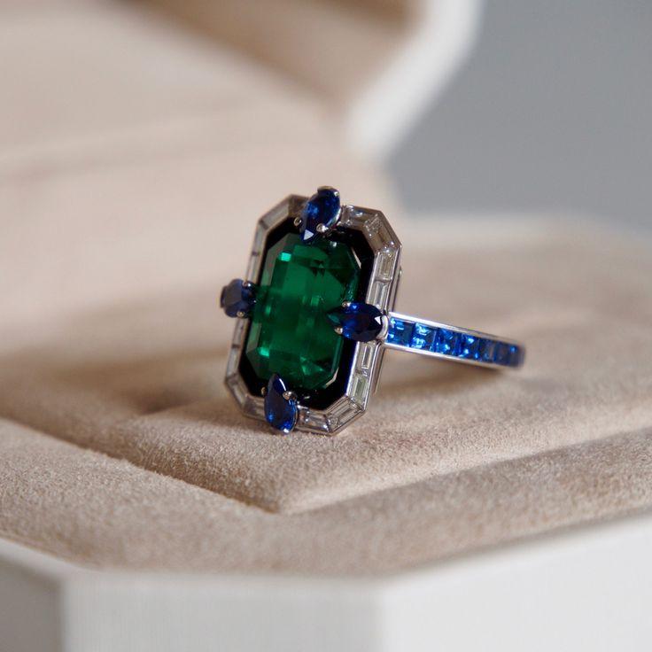 Liberty ring - #JohnRubel #highjewelry #jewelry #luxury #gems #gold #diamonds #hautejoaillerie #highsociety #finejewellery #Paris
