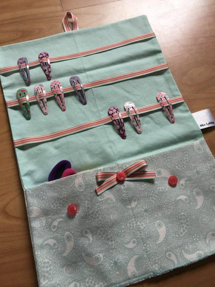 Hair clip holder <3 Hårspenne holdere <3  Porte barrettes <3  Min Lykke www.minlykkecreation.com