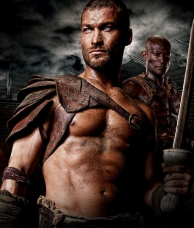 Andy Whitfield - This still upsets me...RIP.
