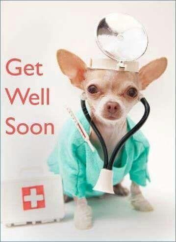 Get Well Soon!!❤