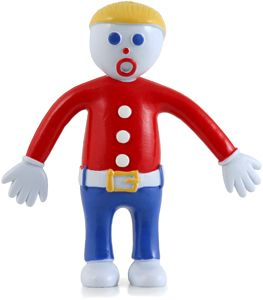 """Mr. Bill came to life in 1974 when Walter Williams created a short film starring a Play-Doh doll named Mr. Bill. His homemade movie, a parody of bad animation, won a contest held by """"Saturday Night Live"""" in its first season. Mr. Bill became so popular that he spent seven years on Saturday Night Live, and his appearances grew to 10 spots a season."""