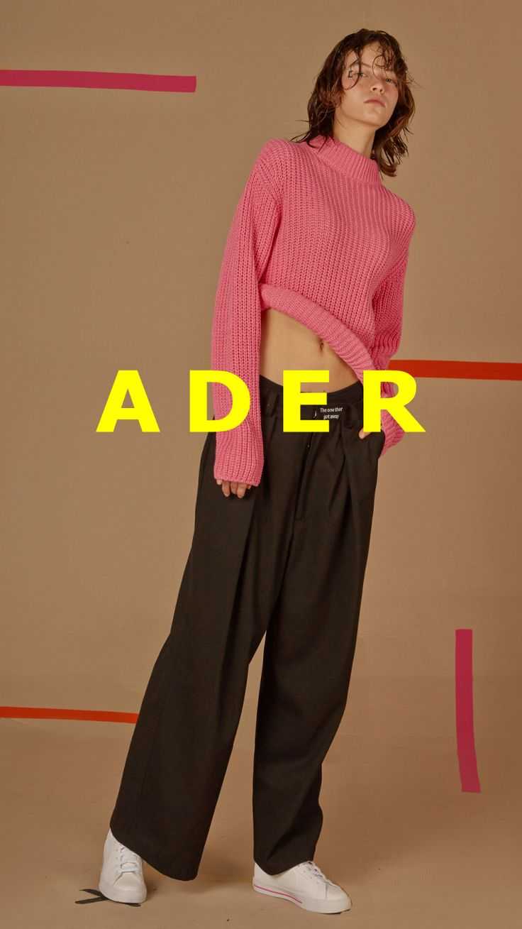 For your lifestyle with mobile. www.adererror.com #adererror #'But near missed things'