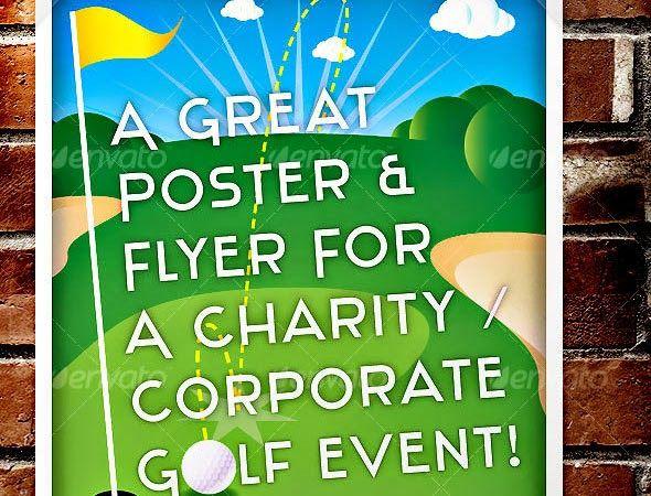 golf tournament flyer template | Awesome Golf Tournament Flyer Design ...
