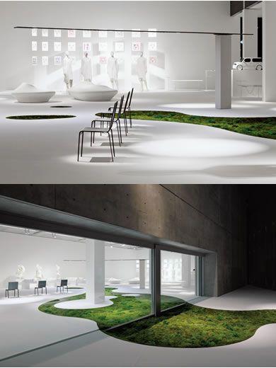 东京'09纤维09 SENSEWARE |选择|日本设计中心