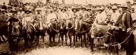 """MIEDO: Marcos Paz le escribe a Mitre sobre la revolución de la montonera: """"… creo (Dios quiera que me equivoque) que ha llegado el momento de desbordarse la anarquía y abarcar todo el país, si no viene usted a tomar la dirección de la cosa perdida…."""".  Desde Mendoza hasta Tucumán no hay quien retenga el poder que se han tomado las revoluciones, después de la derrota de Campos"""". (el 16 de enero de 1867)."""