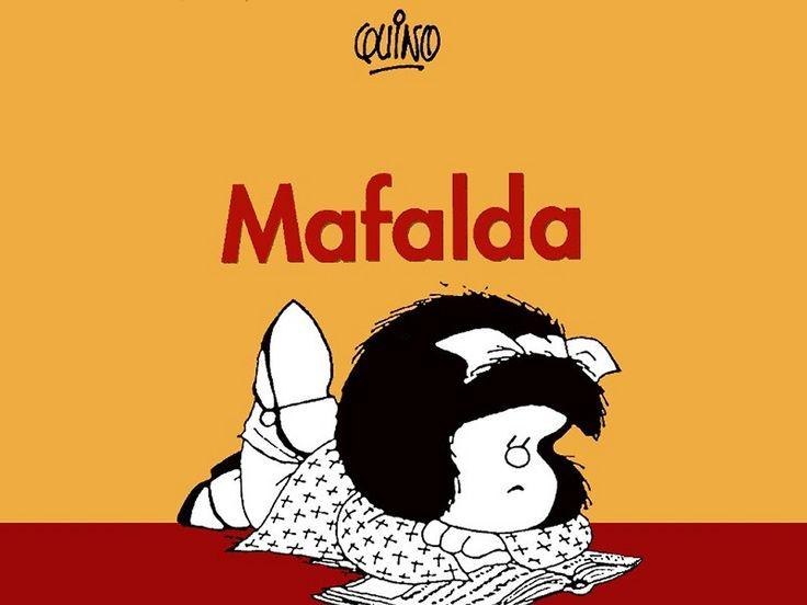 Mafalda (By Quino)