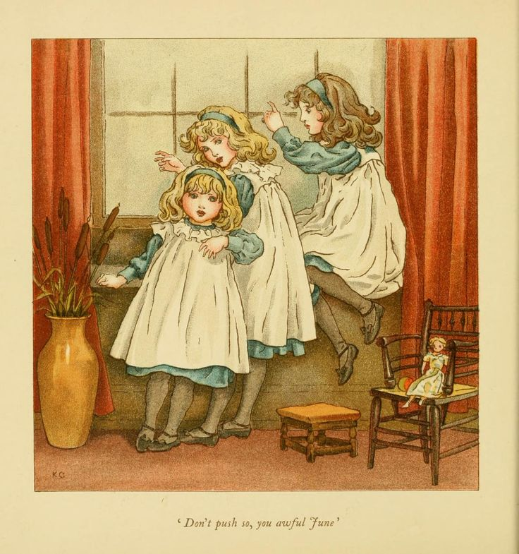 134 best ILLUSTRATION BY KATE GREENAWAY images on Pinterest ...