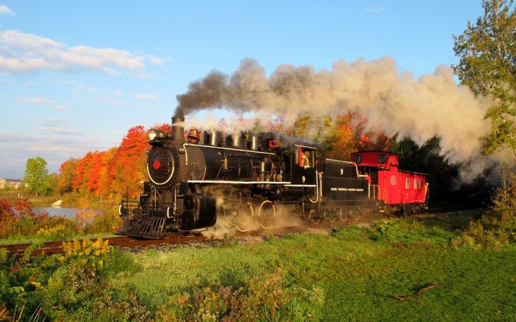 Special Event Train Rides | Waterloo Central Railway