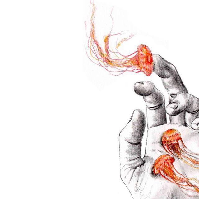 (Vivir) ... Quizá vivir implica ser infiel a los demás para ser fiel a uno mismo. + Tan claro solo lo podía decir mi querida @laura_chica una persona con luz propia y que sabe ver dentro de los demás. Espero pronto trabajar de nuevo con ella❤️ + #ilustracion #dibujo #drasan #sandradelacruz #poesiavisual #coach #poetry #palabrasparaencontrarte