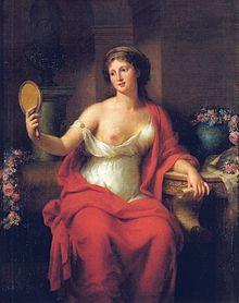 Aspasia de Mileto (470 a. C. -400 a. C.),fue una mujer famosa por haber estado unida al político ateniense Pericles. Maestra de retórica y logógrafa , tuvo gran influencia en la vida cultural y política en la Atenas del Siglo de Pericles. Pasó la mayor parte de su vida adulta en Atenas, y podría haber influido tanto a Pericles como a otros políticos atenienses. Aspasia de Mileto fue acusada de de corromper a las mujeres aunque el líder ateniense pudo salvarla.