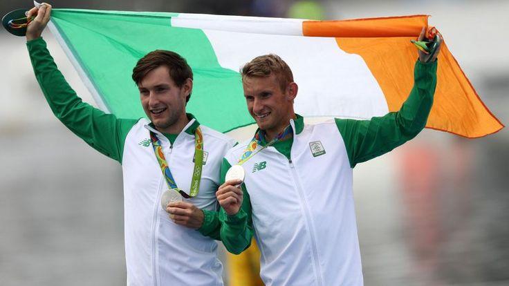 Ireland Make Olympic Rowing History