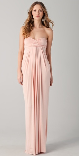 Rehearsal Dinner option by Rachel Pally: Long Dresses, Long Fortuna, Color Bridesmaids, Bridesmaid Dress Not, Blush Bridesmaid Dresses, Weddings Bridesmaids, Wedding Bridesmaids, Wedding Dresses Galore