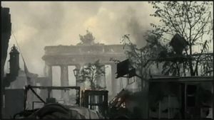 Last days of Berlin, May 1945.