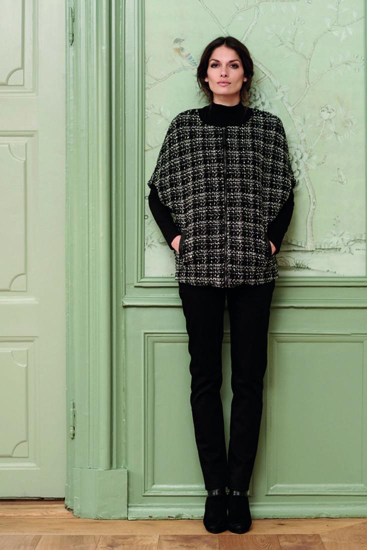 soyaconcept - cardigan - knit - knit - blouse - pants - jeans