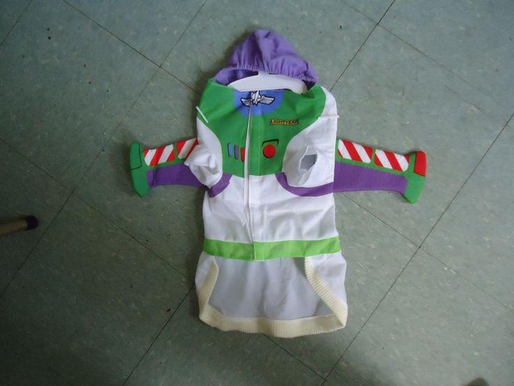Details About Disney Halloween Dog Costume Buzz Lightyear