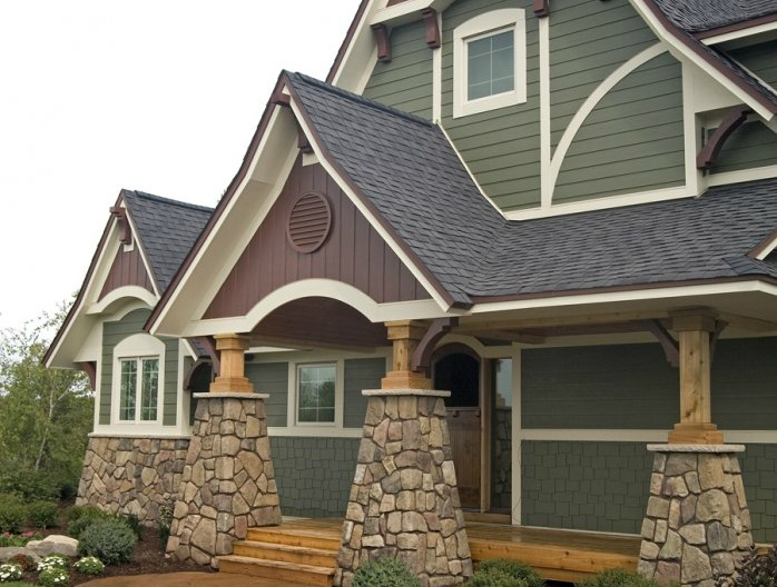 Best 20 cement board siding ideas on pinterest for Siding choices