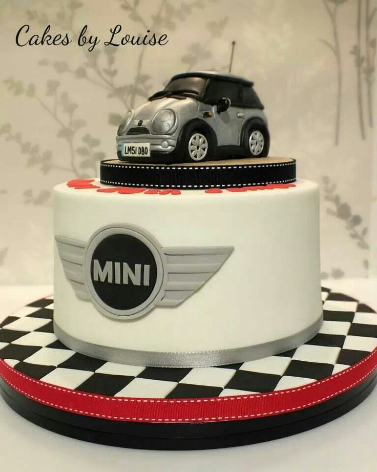 mini car wedding cake topper 25 best ideas about mini cooper cake on car 17391