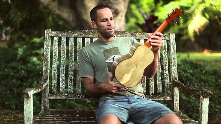 Penofin partner Sustainable Lumber Co. donates beetle killed pine that's used to build this unique Ukulele for Jack Johnson's Auction.