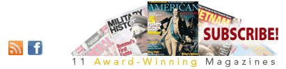 History Net: Where History Comes Alive - World & US History Online