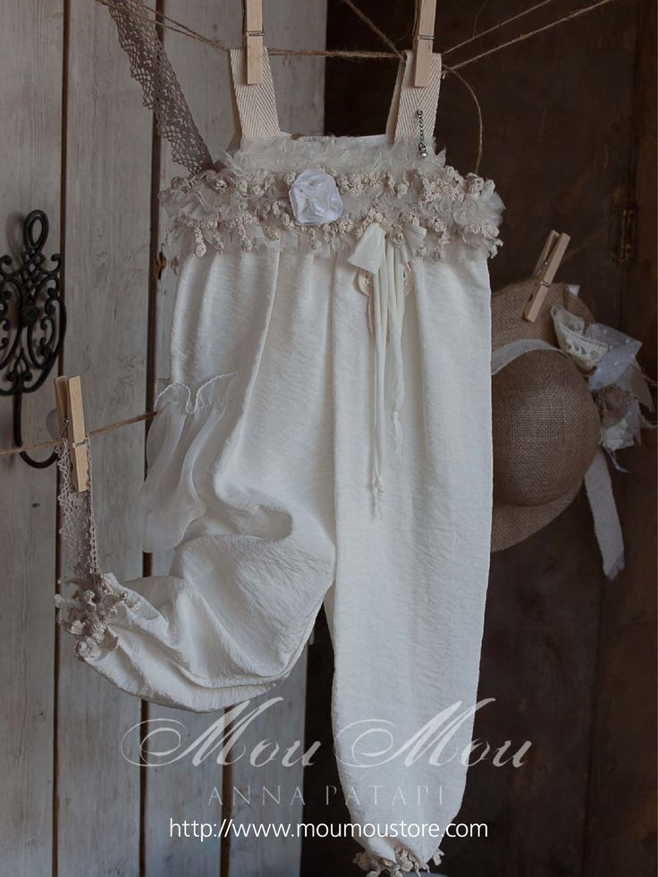 """Christening clothes """"COLLECTION 2013 MOUMOU by Anna Patapi"""""""