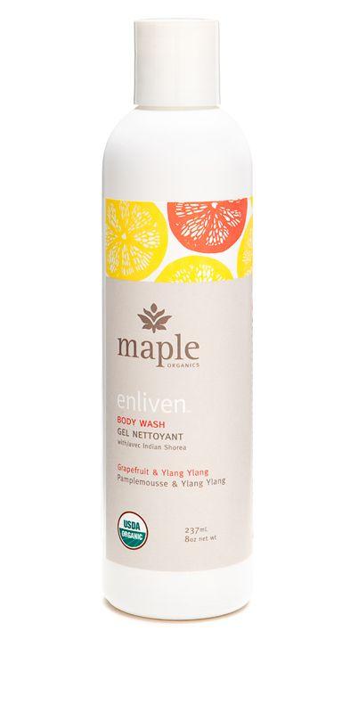 Maple Organics Branding & Packaging Design