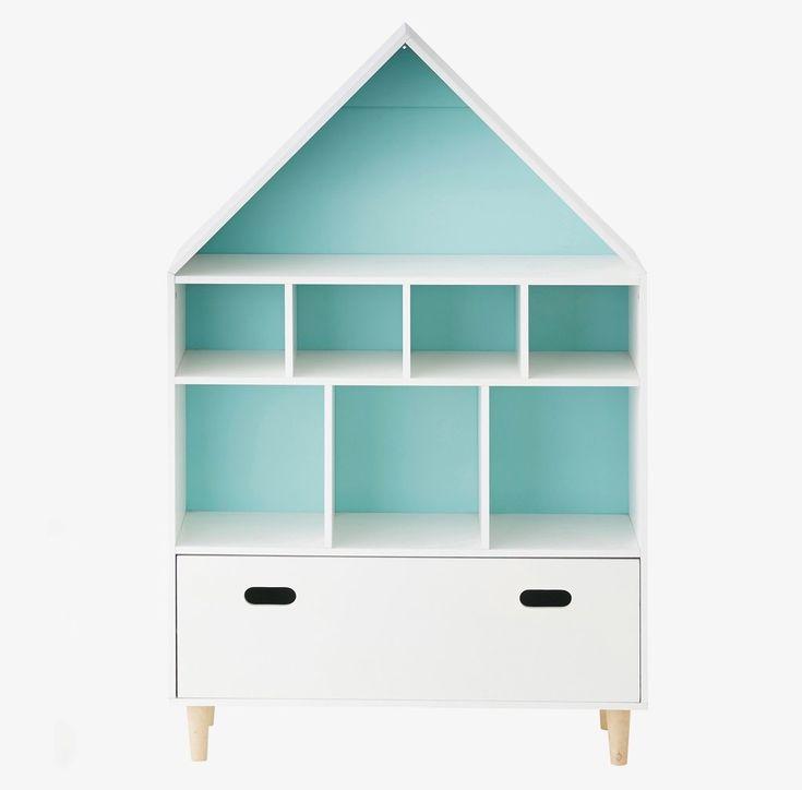 MINU House Shape Storage Unit