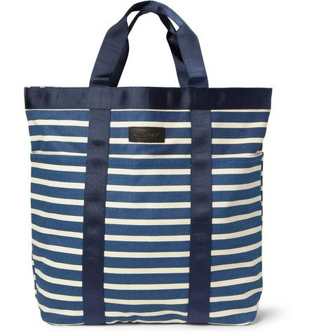 Saturdays Surf NYC Toro Striped Canvas Tote Bag | MR PORTER