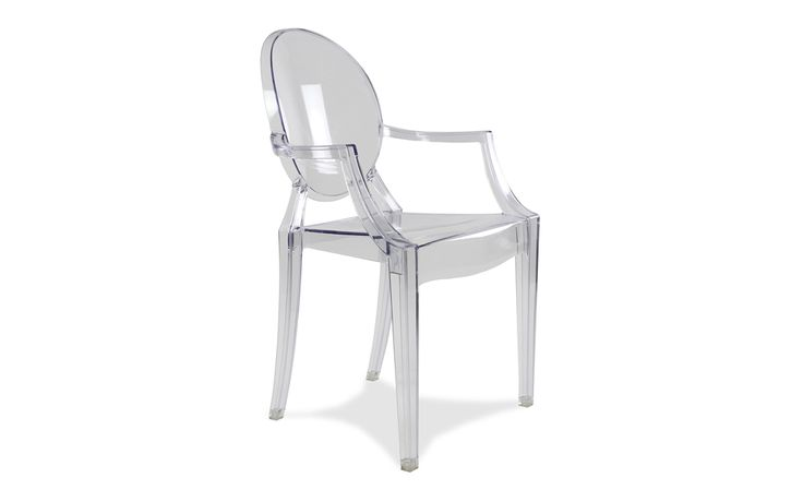 Take a look at this great Ghost Chair I found at UFO!