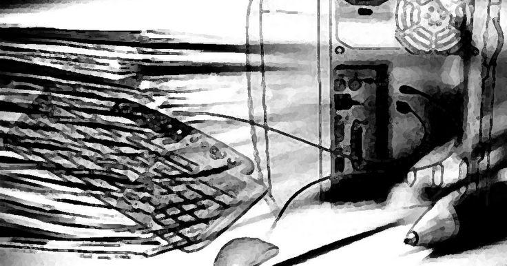 Una diligencia  «Su poca pericia en temas informáticos limitaba de forma cuantitativa su desenvolvimiento, era usual que pasara varios minutos hasta dar con el link correcto»