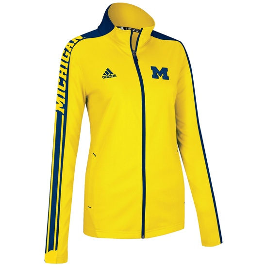 GO BLUE!! - - Adidas University of Michigan Football